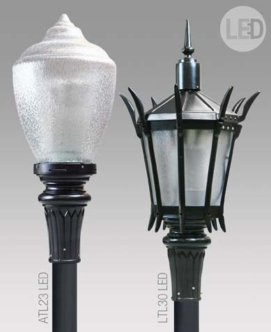 antique street lamps acuity brands news. Black Bedroom Furniture Sets. Home Design Ideas